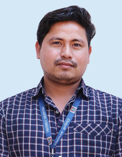 Gyaneshwor Tharu Micro Biologist